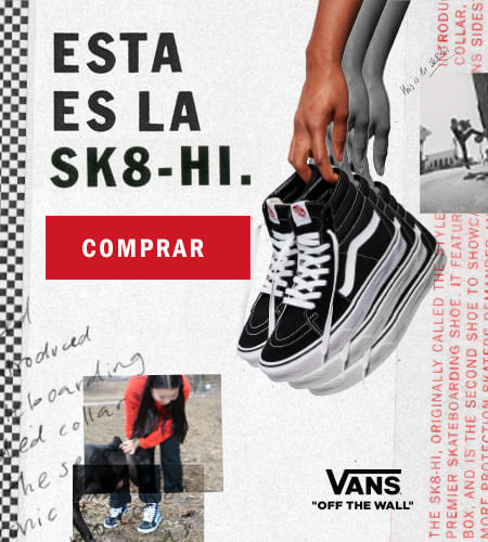outlet vans chile