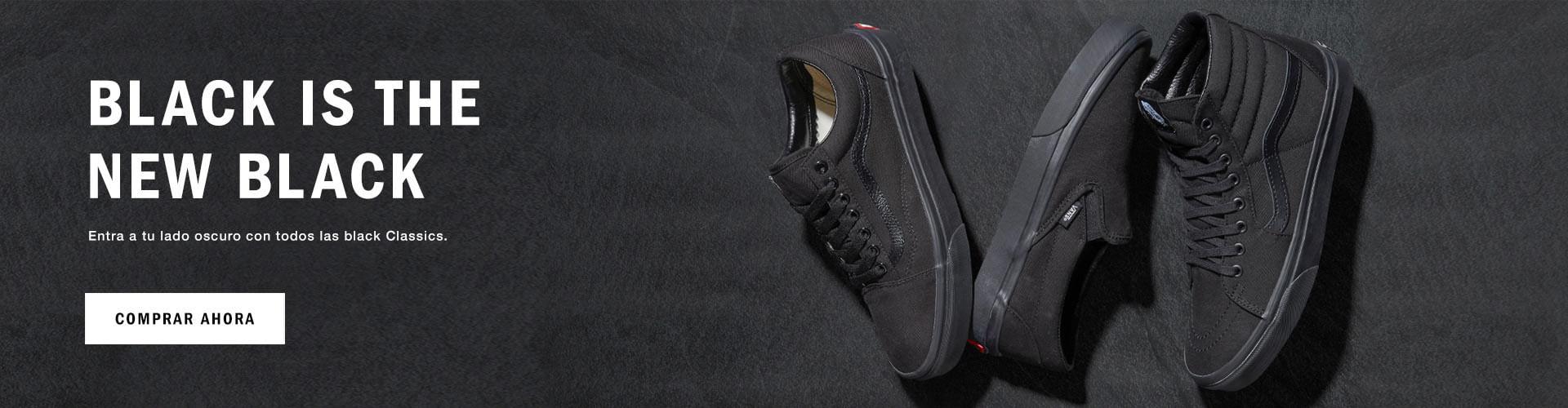 BLACK CLASSICS | Vans Chile