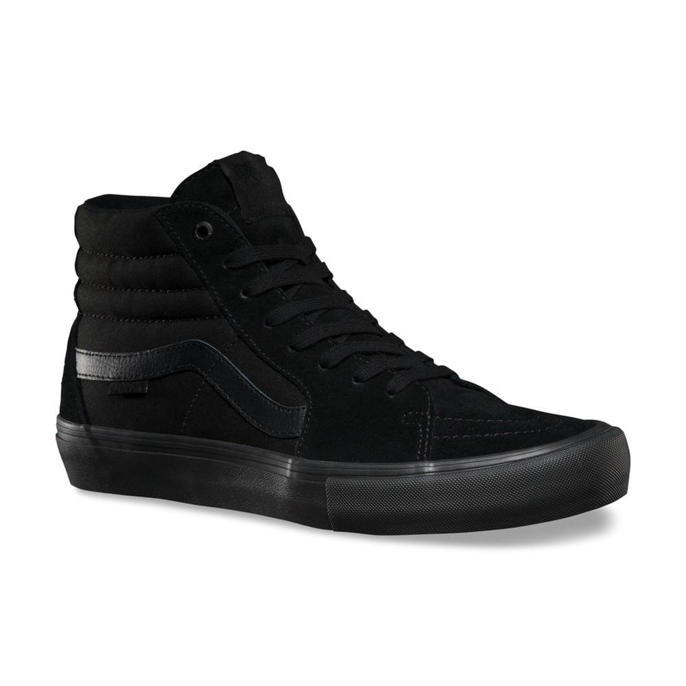e3e83cdfa2389 Zapatillas Sk8-Hi Pro Blackout - Vans - Vans
