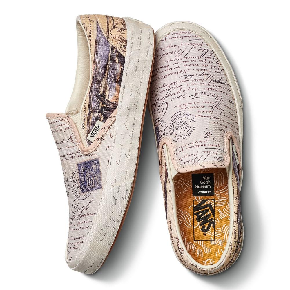 2642cf7721f Zapatillas Vincent Van Gogh Classic Slip-On (Vincent Van Gogh ...
