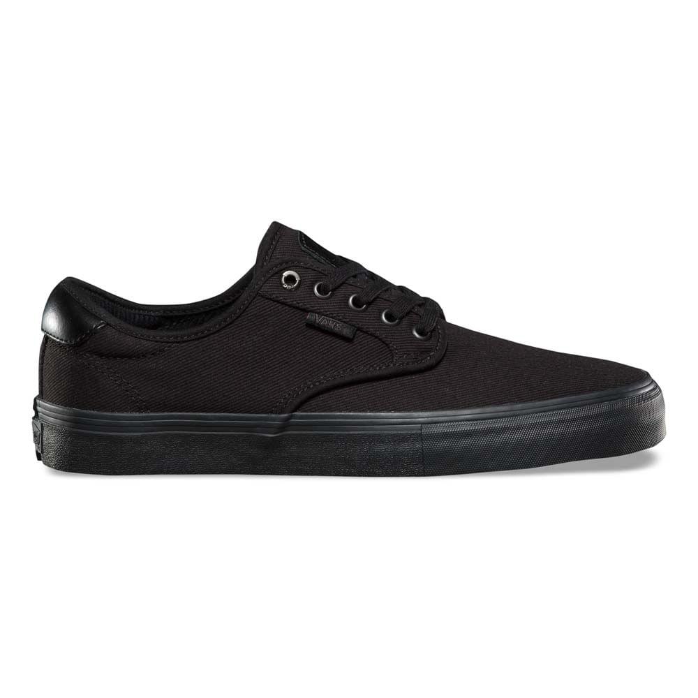 Zapatillas Chima Ferguson Pro Twill Blackout - Vans 41b5baecd10