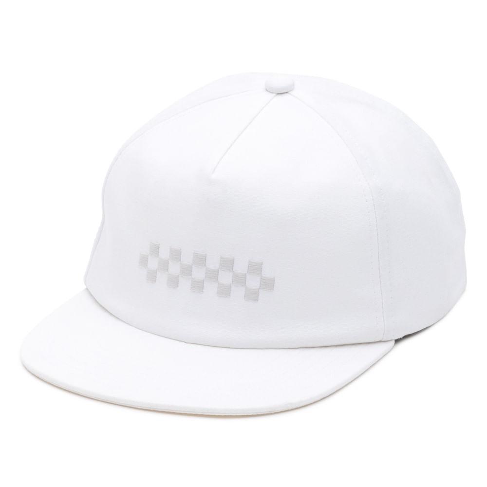 Gorra Overtime White - Vans 25003c72b5c