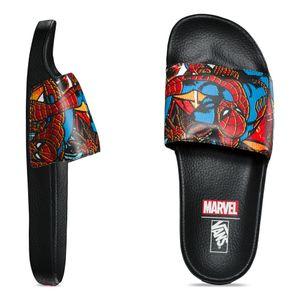 sandalias Vans X Marvel Spiderman Black 3ae102f18da