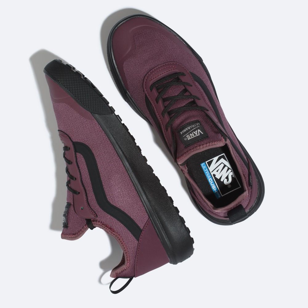 Zapatillas Ultrarange Ac Catawba Grape Black - Vans - Vans 5bf8d64b7b2