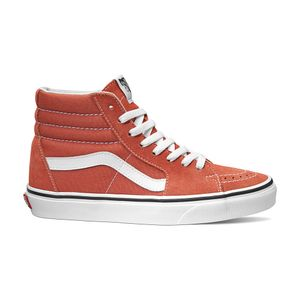 zapatillas vans hombre naranja