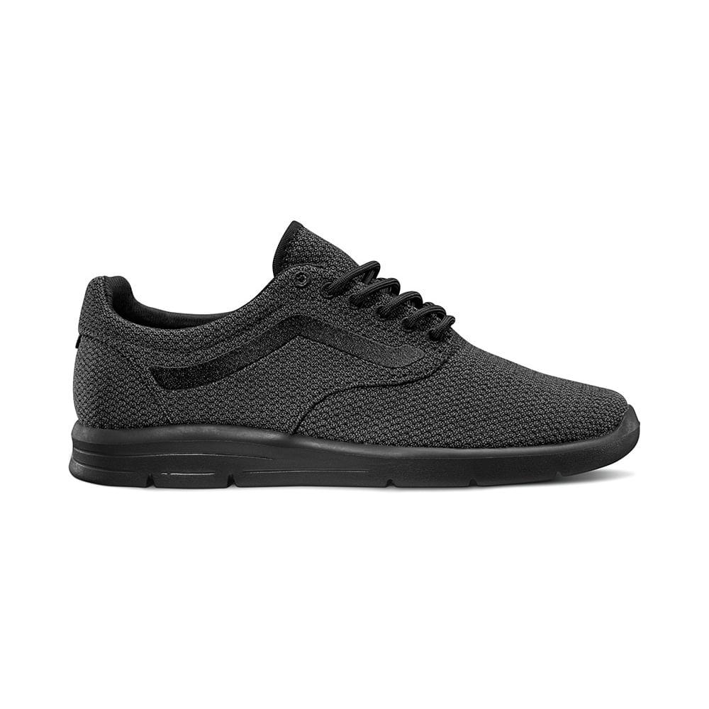 f8151610d Zapatillas Iso 1.5 Mesh Black Asphalt Black - Vans