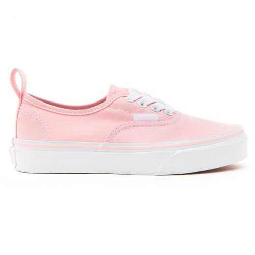 32c304980dd5 Zapatillas Niño Authentic Elastic Lace Chalk Pink True White - Vans