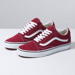 Zapatillas UA Old Skool Rumba Red True White da87d35ecbc