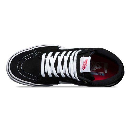 f8c1f3b0e931f Zapatillas Sk8-Hi Pro Black White - Vans