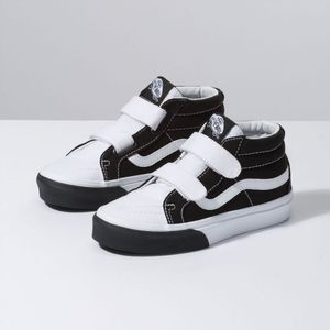 fec131c8b Zapatillas de niño UY SK8-Mid Reissue V (Color Block) Black True White