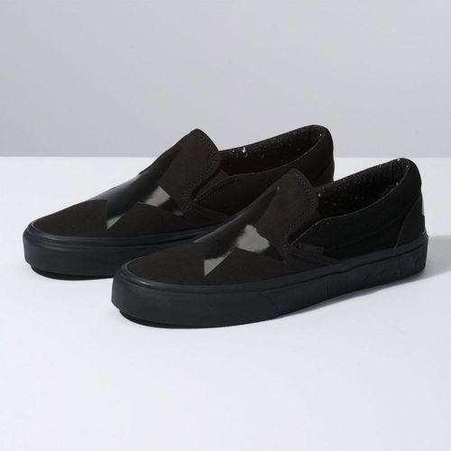 765580c8452 Zapatillas Ua Classic Slip-on (db) Blackstar black