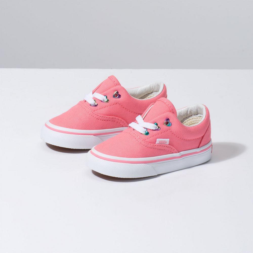 5f0362d409a538 Zapatillas Infant TD Era (Heart Eyelet) Strawberry Pink True White ...