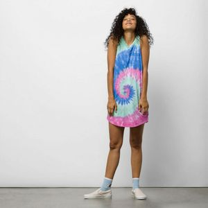 f7f9a51ad Vestido Dye Job Dress Tie Dye