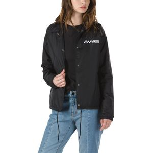 b461f3415 Chaqueta Thanks Coach Jacket Black