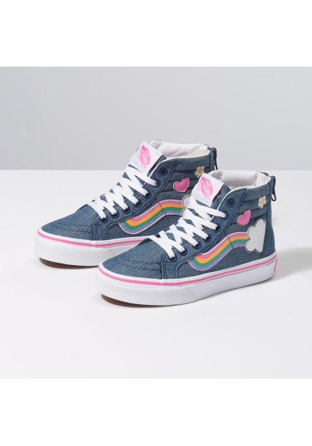 zapatillas vans para niñas