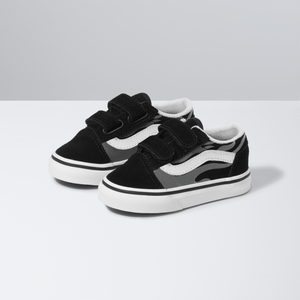 Zapatillas-Td-Old-Skool-V-Toddler--0-3-años---Suede-Flame--Black-True-White