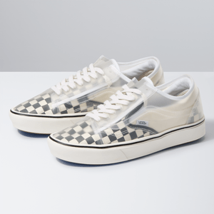 Zapatillas-Ua-Comfycush-Slip-Skool--Checkerboard--Black-White