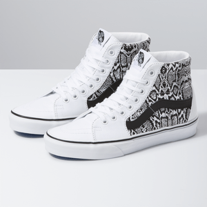 Zapatillas-Ua-Sk8-Hi--Python--White-True-White