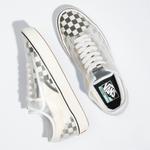 Zapatillas-Ua-Comfycush-Slip-Skool--Checkerboard--Black-White