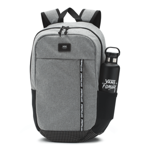 Mochila-Disorder-Backpack-Heather-Suiting-Black