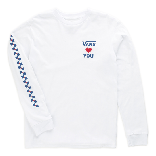 Polera-Autism-Awareness-Ls-Boys-Youth--4-a-12-años--White