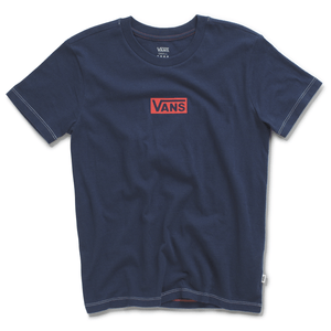 Polera-Pro-Stitched-Crew-Dress-Blues
