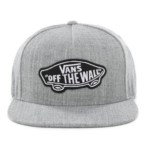Jockey-Classic-Patch-Snapback-Heather-Grey