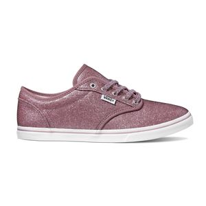 Zapatillas-Wm-Atwood-Low--Lurex-Glitter--Sepia-Rose