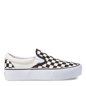 Zapatillas-Classic-Slip-On-Platform-Checkerboard-Black-White