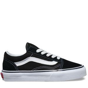 Zapatillas-Niño-Old-Skool-Black-True-White
