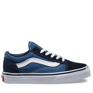 Zapatillas-Niño-Old-Skool-Navy-True-White