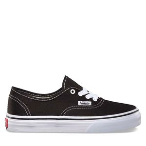 Zapatillas-Niño-Authentic-Black-True-White