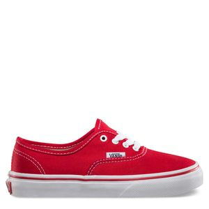 Zapatillas-Niño-Authentic-Red-True-White