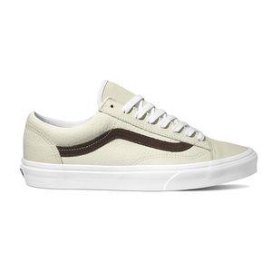 Zapatillas-Ua-Style-36--Os-Grain-Leather--White-Asparagus