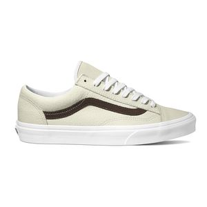 Zapatillas-Ua-Style-36--Os-Grain-Leather--White-Asparagus
