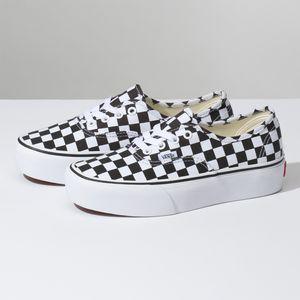 Zapatillas-Authentic-Platform-Checkerboard-True-White