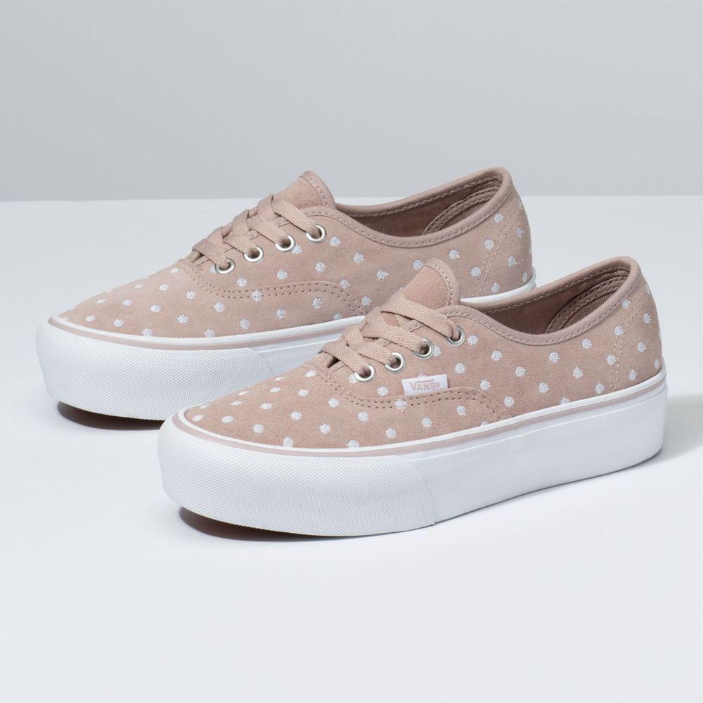 zapatillas vans dot
