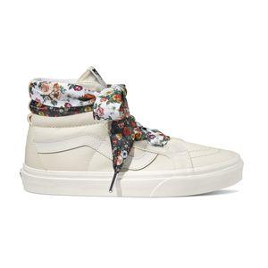Zapatillas-Sk8-Hi-Alt-Lace--Mixed-Wrap--Blanc-De-Blanc-Floral
