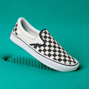 Zapatillas-UA-ComfyCush-Slip-On--Classic--Checkerboard-True-White