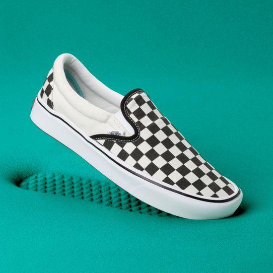 Zapatillas-UA-ComfyCush-Slip-On--Classic--Checkerboard-True-White