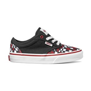 Zapatillas-Yt-Atwood-Youth--5-a-12-años---Checkies--Black-Racing-Red