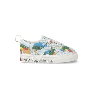Zapatillas-Toddler-Era-Elastic-Lace--1-4-años---Save-Our-Planet--Classic-White-Multi