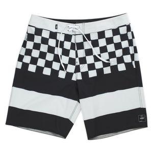 Traje-De-Baño-Era-19-Black-Checkerboard