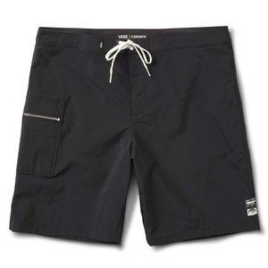 Traje-de-baño-Vans-X-Former-Boardshort-Black