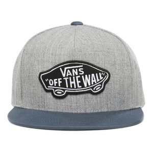 Jockey-Classic-Patch-Snapback-Heather-Grey-Stargazer