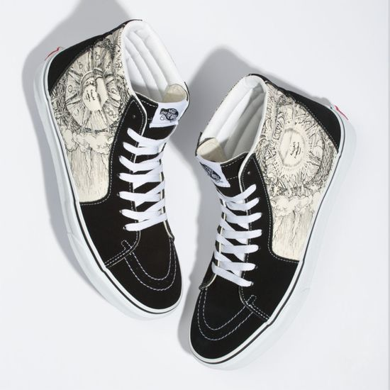 Zapatillas-Ua-Sk8-Hi--Ouroboros--Black-True-White