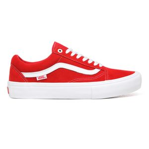 Zapatillas-Mn-Old-Skool-Pro--Suede--Red-White