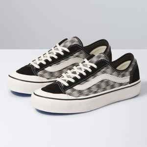 Zapatillas-Ua-Style-36-Decon-Sf--Hemp-Blur-Checker--Black-Marshmallow