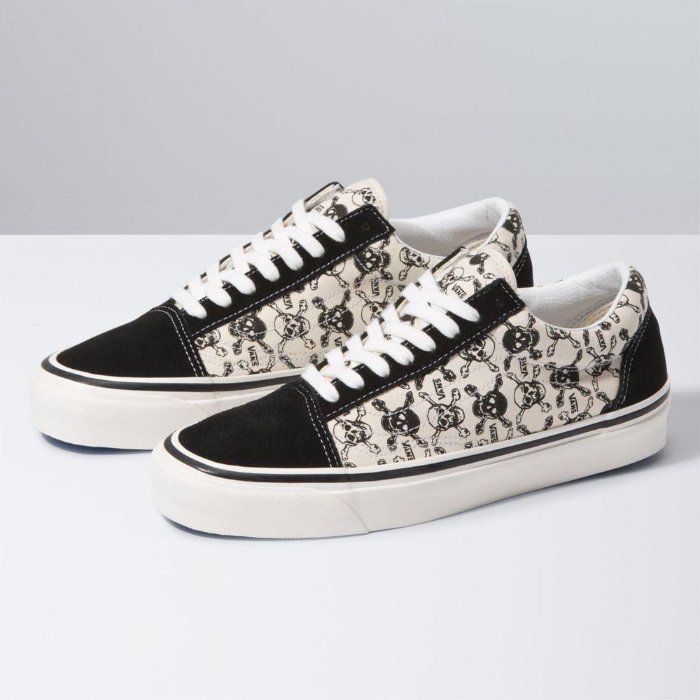 zapatos vans anaheim