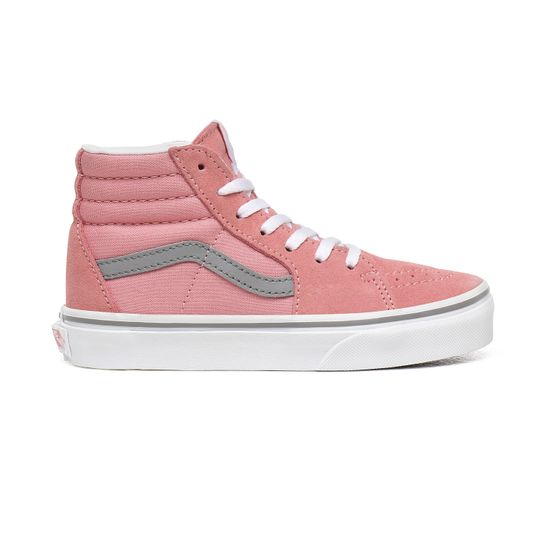 Zapatillas-Uy-Sk8-Hi-Youth--5-a-12-años---Pop--Pink-Icing-Frost-Gray